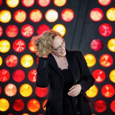 Irmela Roelcke - Foto: Astrid Ackermann