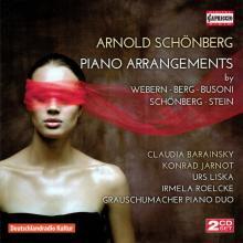 Arnold Schönberg - Piano Arrangements - Capriccio / Deutschlandradio Kultur