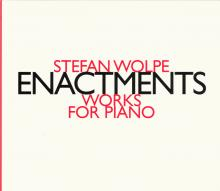 Stefan Wolpe - Enactments - HAT HUT Records